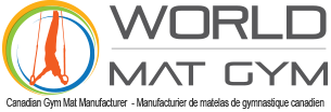 Logo World Mat Gym